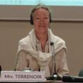 Dr Caroline Terrenoir